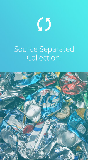 Source-separated-collection