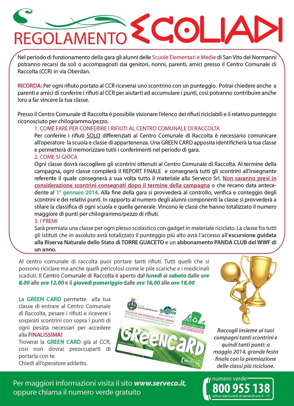 ecoliadi-regolamento