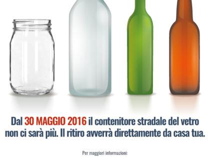 San Vito dei Normanni: dal 30 maggio 2016 arriva l'app Riciclario e cambia la raccolta del vetro