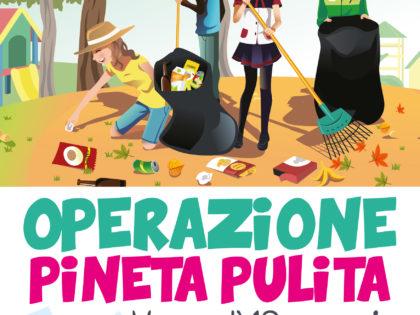 """""""Operazione pineta pulita"""" a San Vito dei Normanni"""