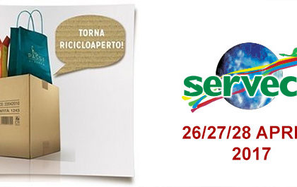 Ritorna Riciclo Aperto. Oltre 400 bambini dalle scuole di Taranto e Brindisi in visita agli impianti di Recsel e Serveco.