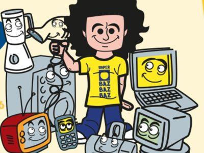 RAEE@scuola. A Grottaglie si impara a differenziare le apparecchiature elettroniche