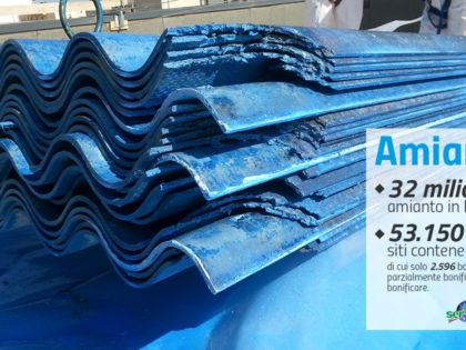 L'amianto si può debellare con professionalità, metodo e utilizzo di tecnologia