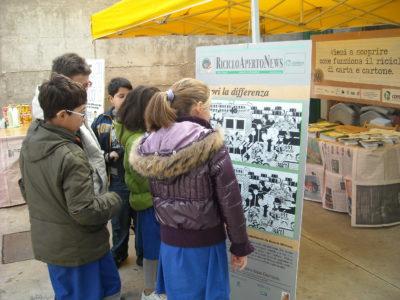Riciclo Aperto 2018. Oltre 600 bambini dalle scuole di Taranto e Brindisi in visita agli impianti Recsel e Serveco.