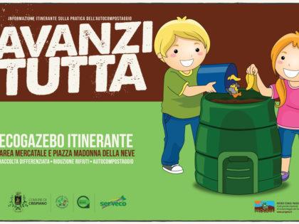 Avanzi Tutta: promozione dell'autocompostaggio domestico