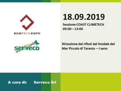 Tre convegni da non perdere al Rem Tech Expo di Ferrara (18-20.09.19)