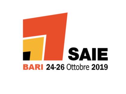 Al SAIE 2019 di Bari parleremo di nuove opportunità per l'efficienza energetica e le rinnovabili.
