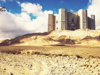Come sarà Castel del Monte se la temperatura si alzerà per più di un grado e mezzo? Scoprilo nel nostro calendario 2020