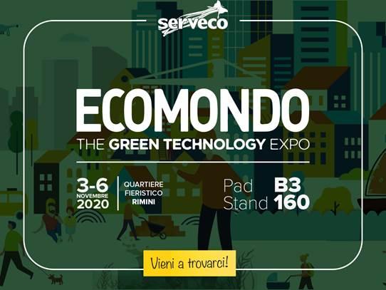 Ecomondo 2020. Incontriamoci in sicurezza