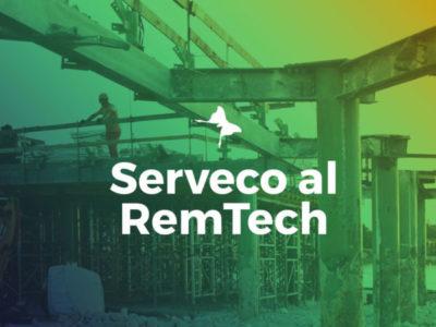 Serveco al RemTech, Ferrara 22-24 Settembre 2021