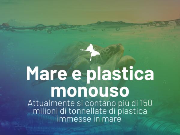 La dispersione delle plastiche monouso nei mari e la nuova direttiva SUP